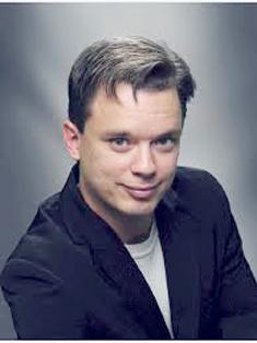 Professional magician Cris Johnson