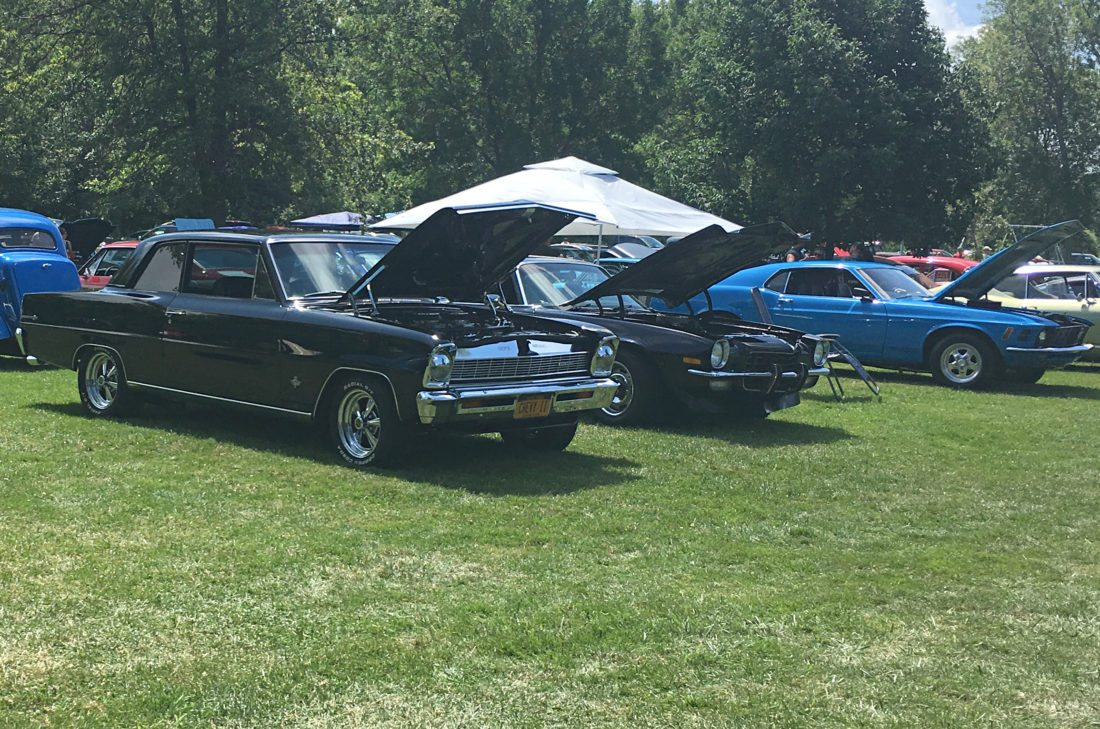 Cruisin\' for a cruise-in | News, Sports, Jobs - Observer Today