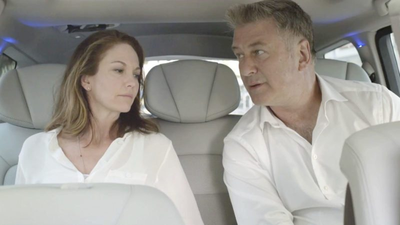 "Submitted Photo ""Paris Can Wait"" stars Diane Lane and Alec Baldwin."