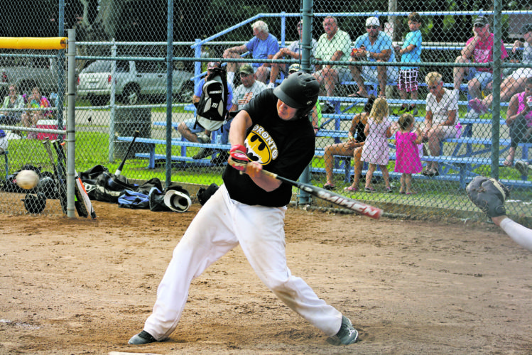 OBSERVER File Photo: The 42nd annual First Ward Falcon Club Men's Fastpitch Tournament will begin tonight with three games at Promenschenkel Stadium. First pitch is scheduled for 5:45 p.m., with games continuing on Saturday at 9 a.m. at Promenschenkel Stadium and School No. 7.