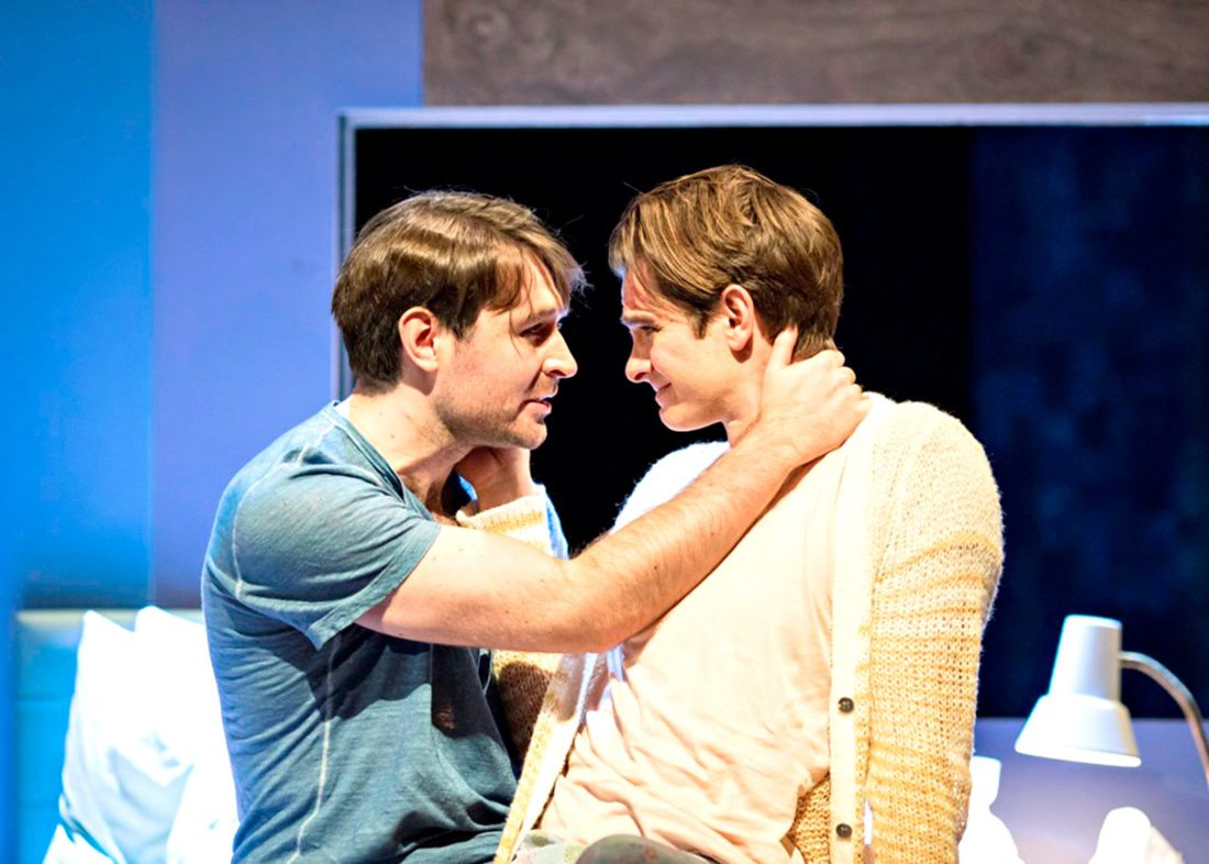 aids and homosexuality in the midst of the reagan administration in the play angels in america by to Plot : | america in the mid-1980s in the midst of the aids crisis and a conservative reagan administration, new yorkers grapple with life and death, love and sex, heaven and hell this new .