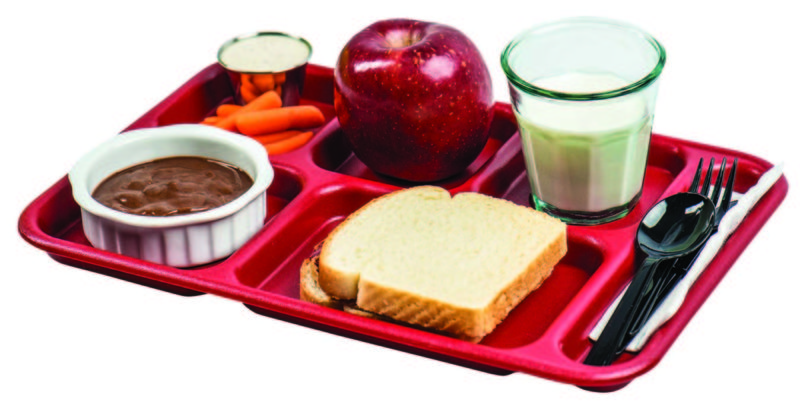 Overall, 54 percent of students who attend county schools are on a reduced or free lunch plan.