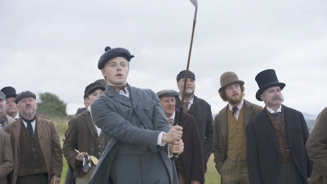 """Submitted Photo: """"Tommy's Honour"""" stars Jack Lowden (pictured above) as well as Sam Neill, Peter Mullan and Ophelia Lovibond."""