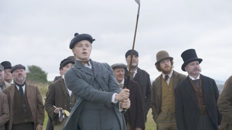 "Submitted Photo: ""Tommy's Honour"" stars Jack Lowden (pictured above) as well as Sam Neill, Peter Mullan and Ophelia Lovibond."