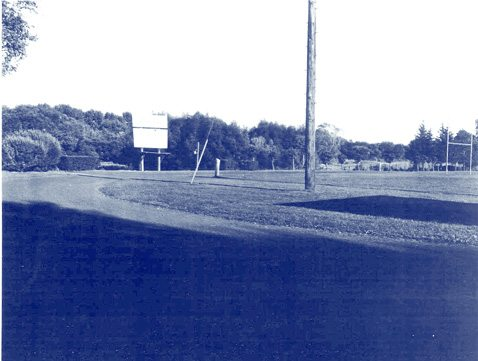 File Photo The athletic field, including a track, football field, outdoor basketball and tennis courts, along with a playground, was a staple of life for those who grew up in the 1950s and 60s. Dunkirk High School now sits on the site.