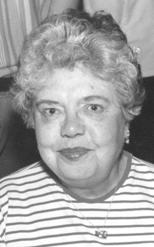 Margaret J. Thomson