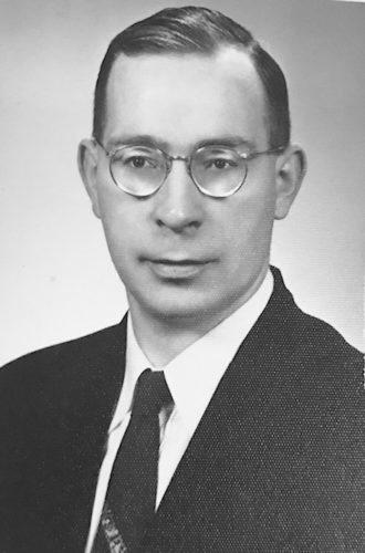 Arthur Frank Waters