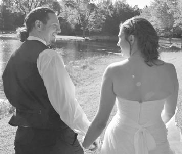 Mr. and Mrs. Christopher Wystup