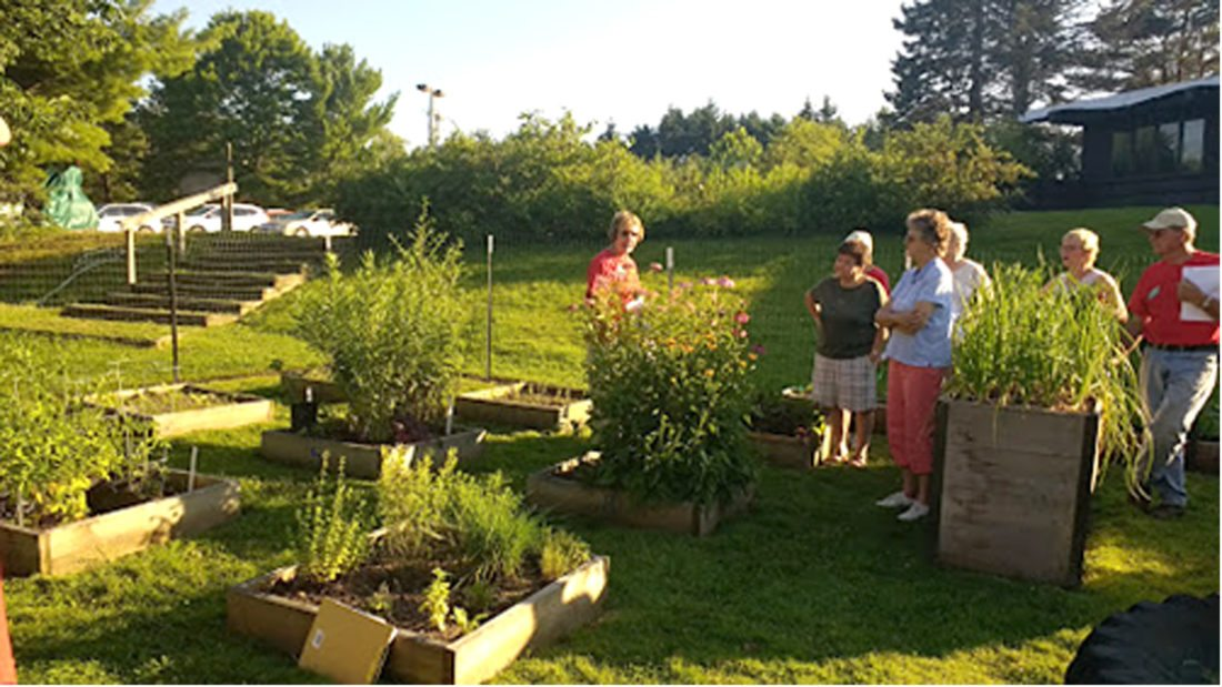 Submitted Photo Cornell Cooperative Extension Chautauqua County's Master Gardener Program will conduct an event at the Demonstration Gardens of the Frank Bratt Agriculture Center, 3542 Turner Road, Jamestown this Wednesday.