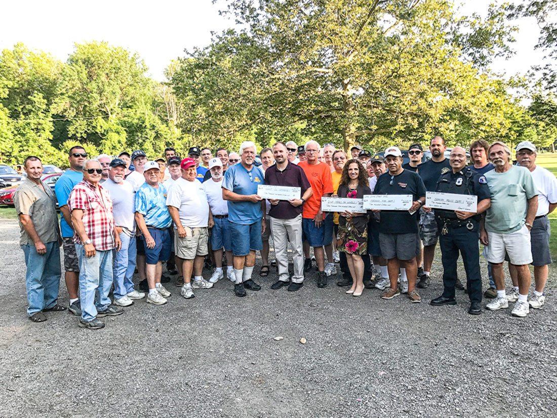 Driving Force Lake Shore Street Rod Donates 7 4k News