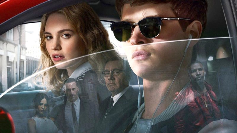 "Submitted Photos ""Baby Driver"" will show tonight at 7 p.m. at Reg Lenna Center for The Arts. The showing is part of the Movies @ The Reg series."