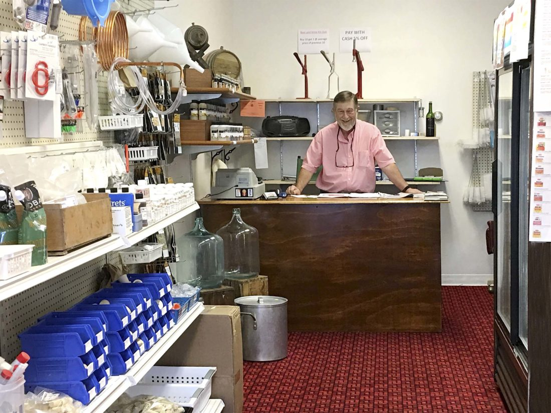 Submitted Photos A Lakewood business will open its doors this Friday. It states it is the only homebrew and winemaking supply store in southern Chautauqua County.