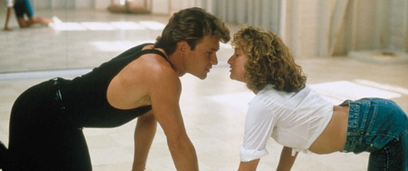 "Submitted Photo In honor of the 30th anniversary of ""Dirty Dancing,"" the film will be shown at the Reg Lenna Center for the Arts."