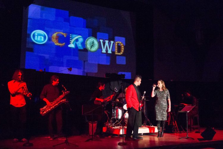 Submitted Photo The In Crowd will perform at the Ultimate Showdown, which will take place Aug. 30 at the Spire Theater in Jamestown.