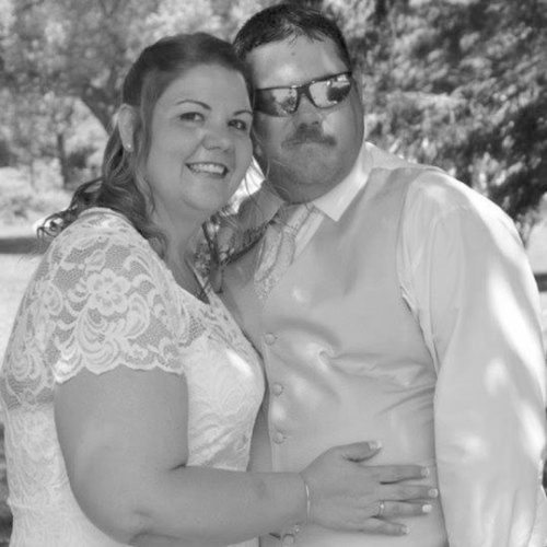 Mr. and Mrs. Michael Fisher