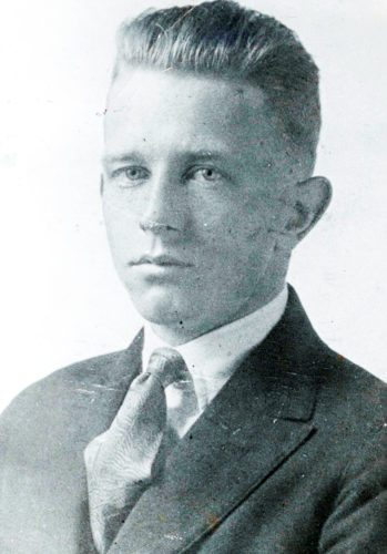 Donald Kennedy Gillespie