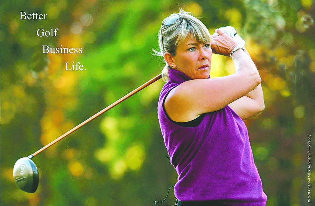 Submitted Photo: Silver Creek's Cindy Miller was recently recognized as one of the LPGA top 50 best teachers/coaches in partnership with Women's Golf Journal