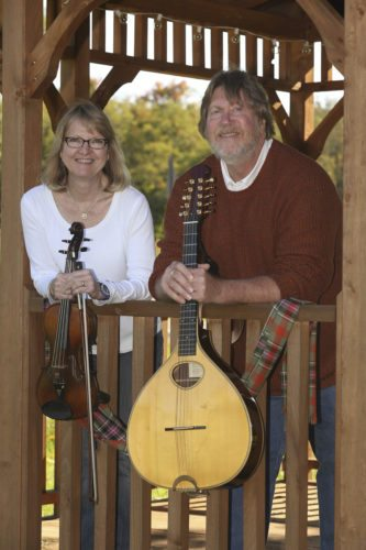 Musicians Sue Tillotson and Jim Cunningham, who will be featured performers in the 2017-18 Folk in Fredonia Music Series with a concert in May, are two of the many area performers who will help make the 23rd Annual Free-for-All at the 1891 Fredonia Opera House an afternoon of music, laughter and fun. Tickets to Sept. 17 event are free.
