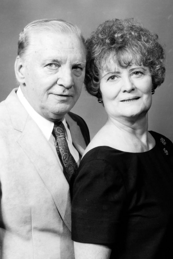 Russ and JoAnne Smith