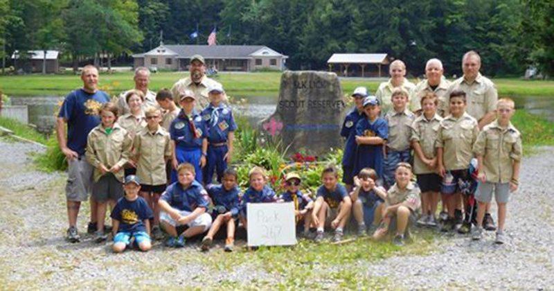 Cub Scout Pack 267