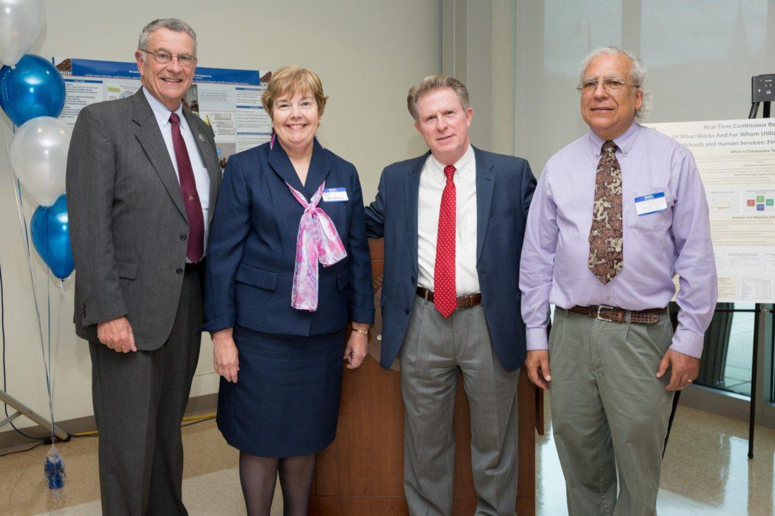 New Program Evaluation Center To Partner With Chautauqua County