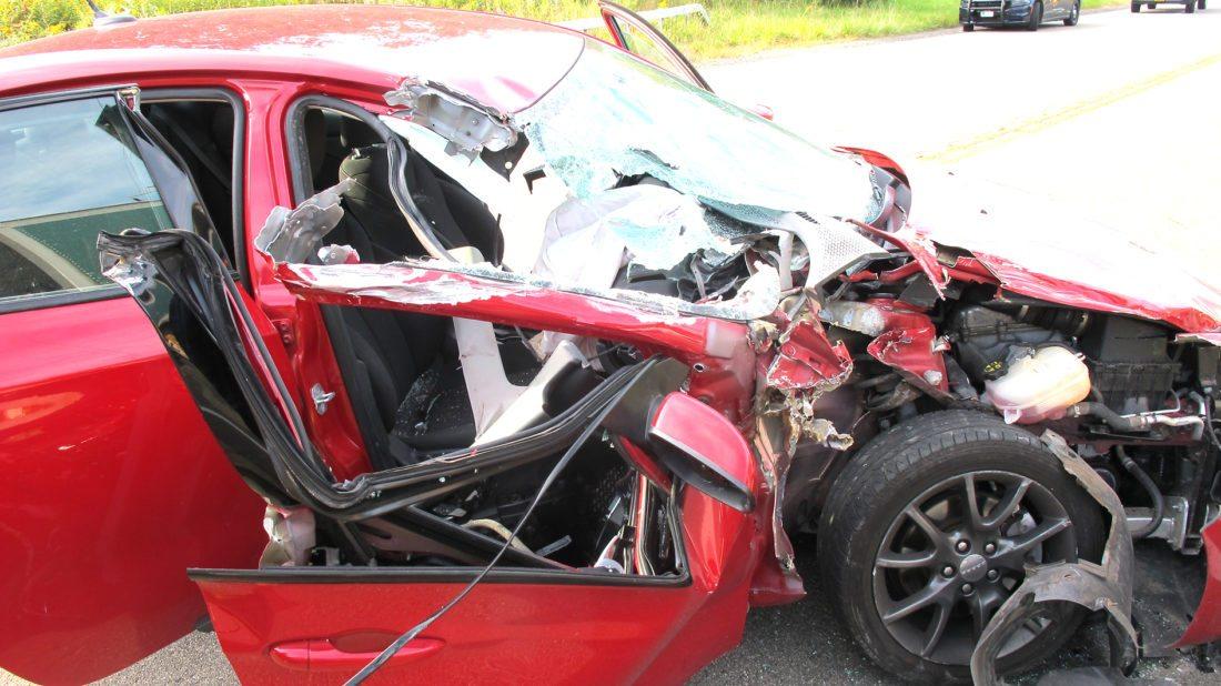 SemiVCarAccident