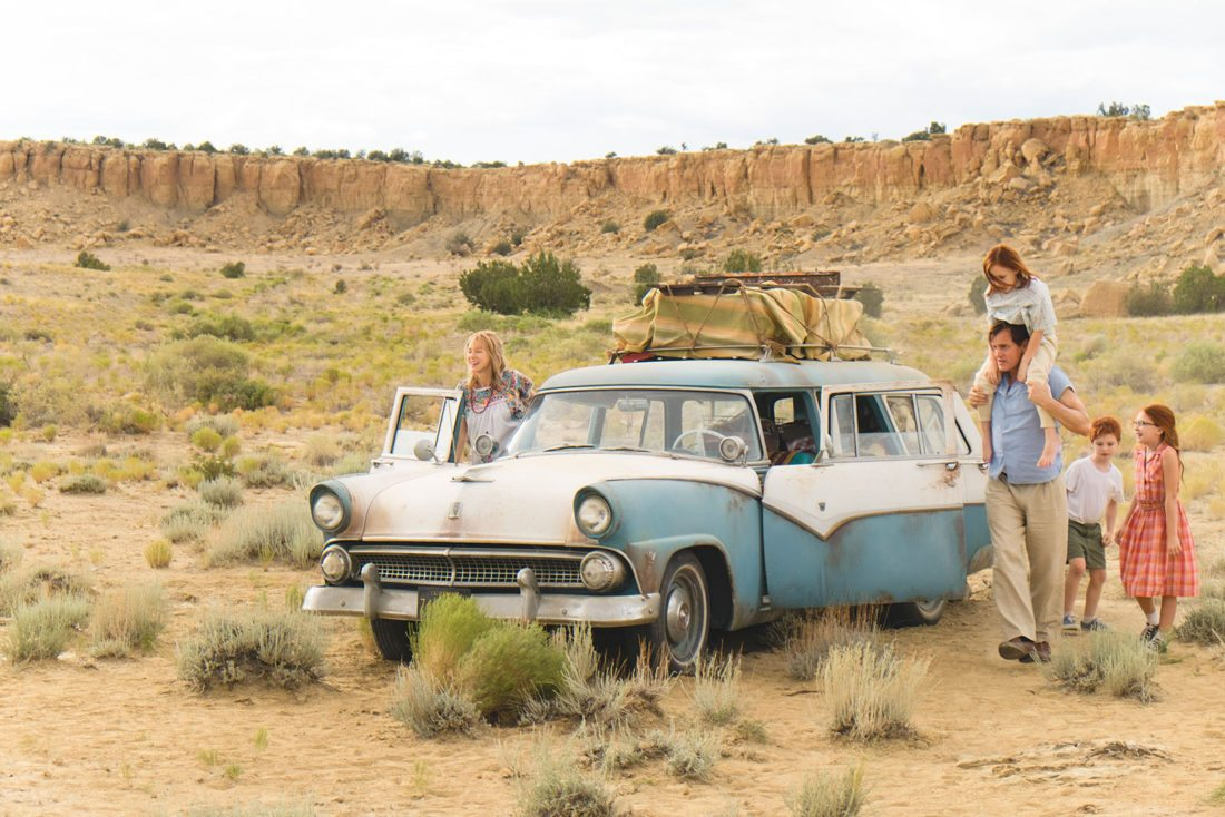 """Submitted Photo """"The Glass Castle"""" will be screened this Saturday, and Tuesday, Oct. 3, at 7:30 p.m. at The Opera House"""