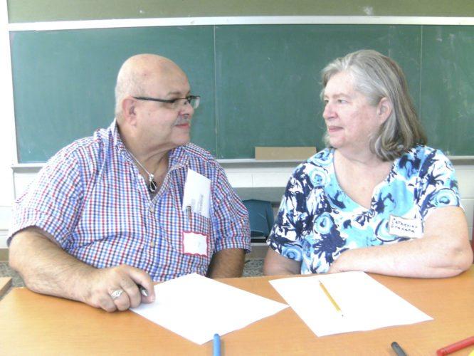 Anthony & Catherine Granata