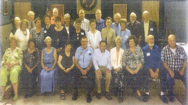 Gowanda 1957 reunion