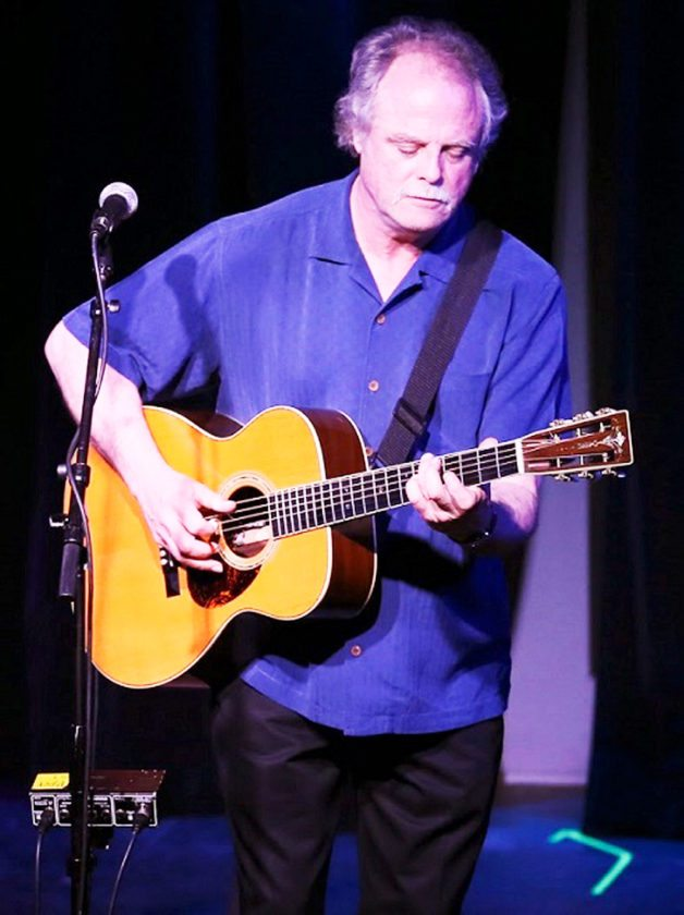 Submitted photo Grammy-winning fingerpicker Pat Donohue will perform at the 1891 Fredonia Opera House on Friday., Oct. 13, at 7:30 p.m., as part of the Folk in Fredonia Music Series.