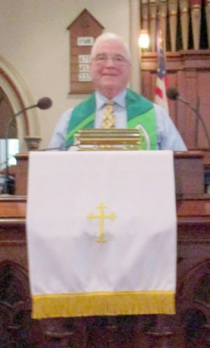 Rev. Ronald L. Sumption