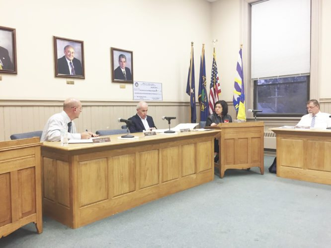 Updates were provided during a Monday Fredonia village work session on the search for a new attorney and a fire chief.