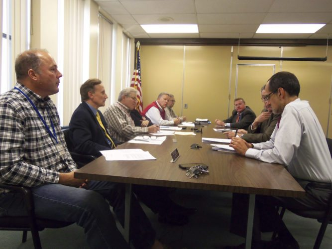 The Public Facilities legislative committee approved a resolution to be heard by the legislature regarding the Chautauqua Regions Economic Development Corporation overtaking the fixed-based operator services for the county at the Dunkirk airport on an interim basis from Nov. 1 until July 31. The current fixed-based operator services will be finished as of Oct. 31.