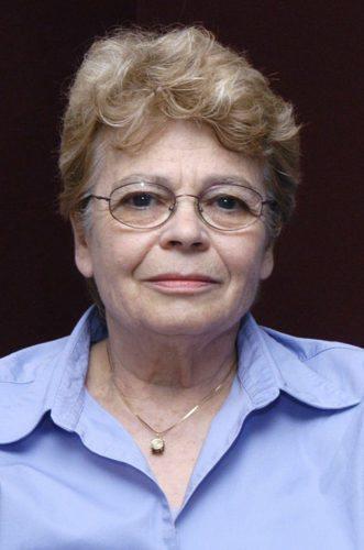 SUNY Distinguished Professor Kay Stonefelt