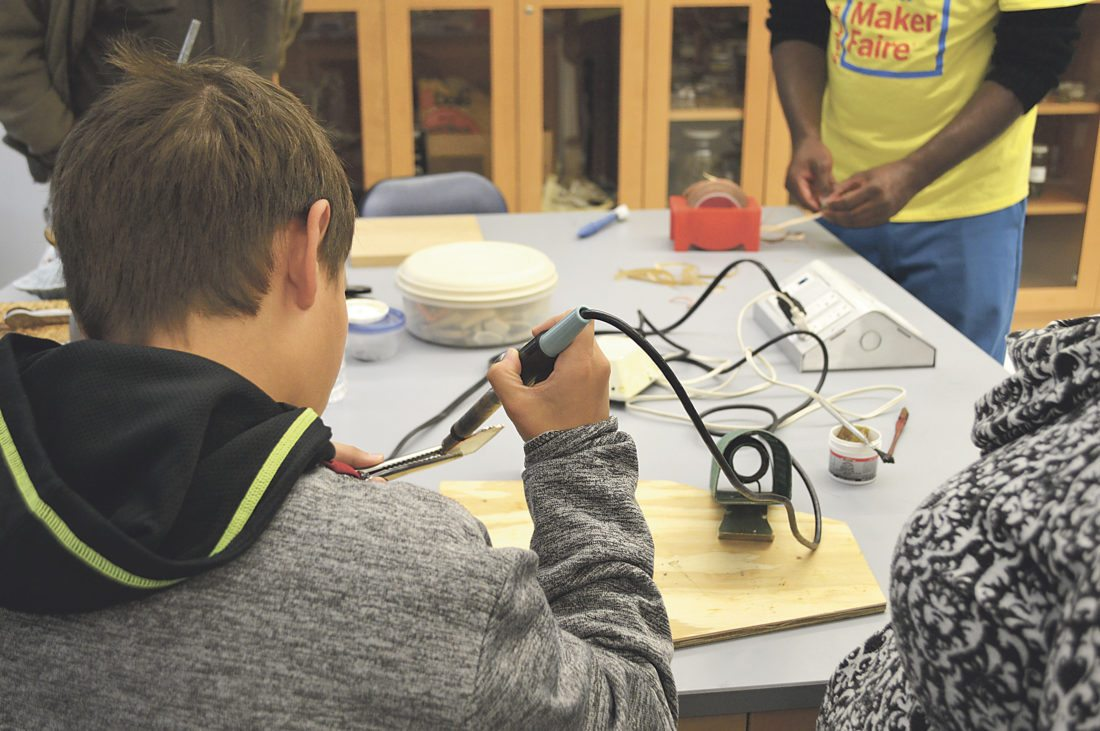 The 2nd annual Fredonia Mini Maker Faire is slated Saturday on the campus of The State University of New York at Fredonia in the Williams Center and the Science Center.