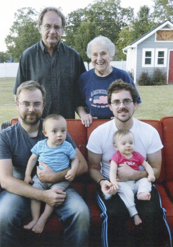 Woloszyn 4 generations