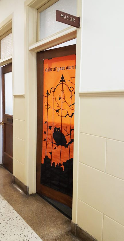 Halloween starts at Dunkirk City Hall | News, Sports, Jobs ...