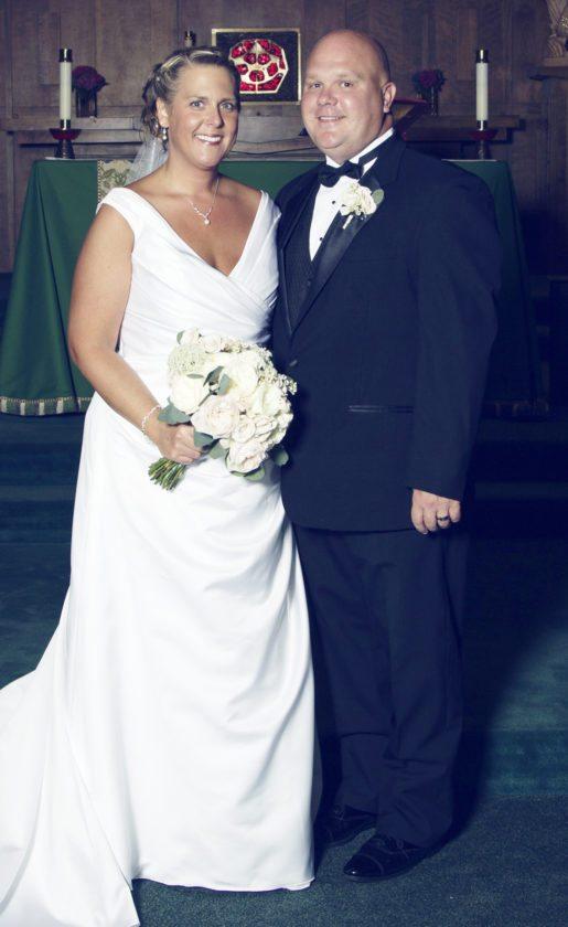 Wardell wedding