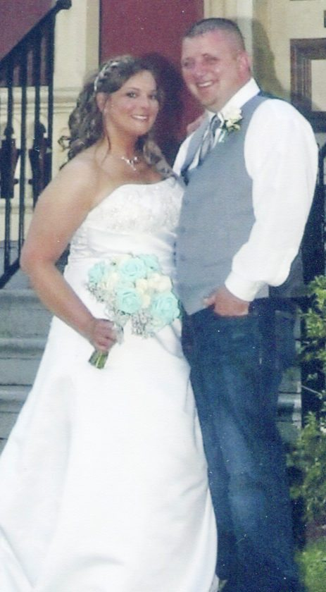 Mr. and Mrs. Kristopher Cerrie