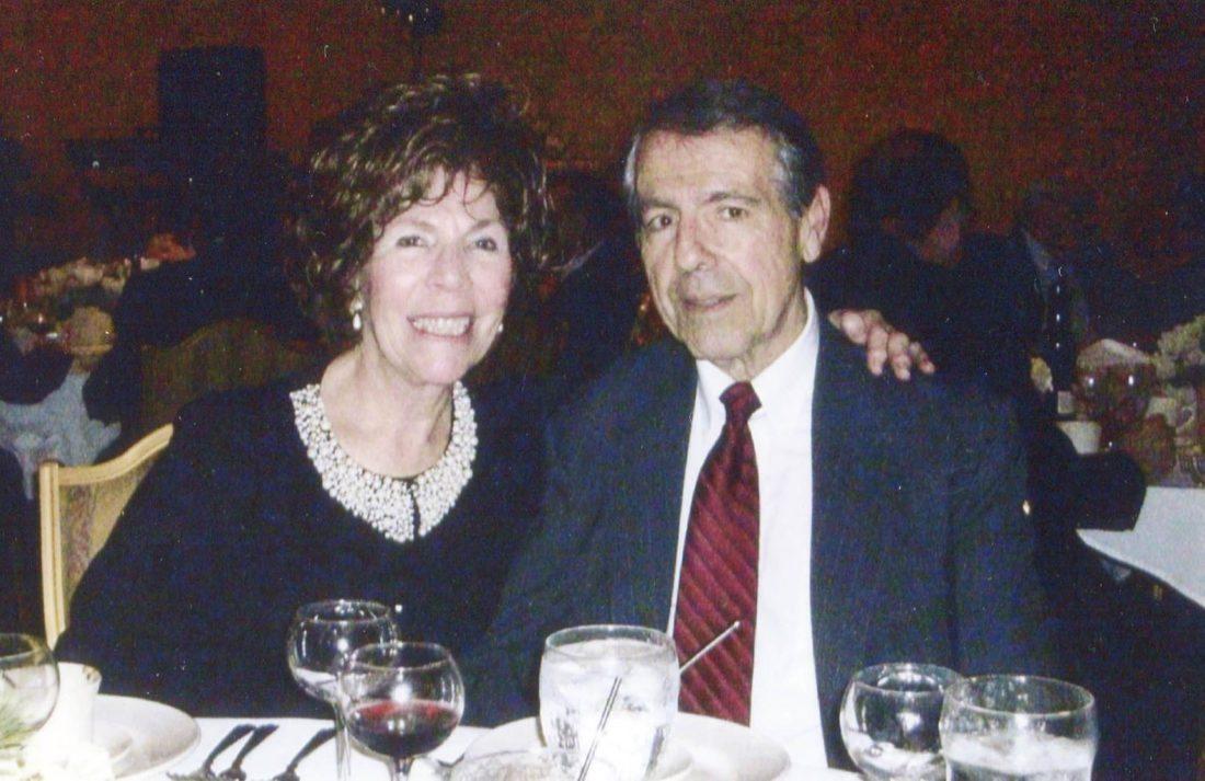 Mr. and Mrs. Sam Messina