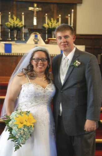Mr. and Mrs. Christopher McDonald