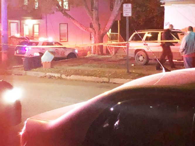 OBSERVER file photo A stabbing Tuesday evening turned into a homicide investigation for Jamestown police. The stabbing took place around 7 p.m. on Willard Street between Peterson and Eagle streets.