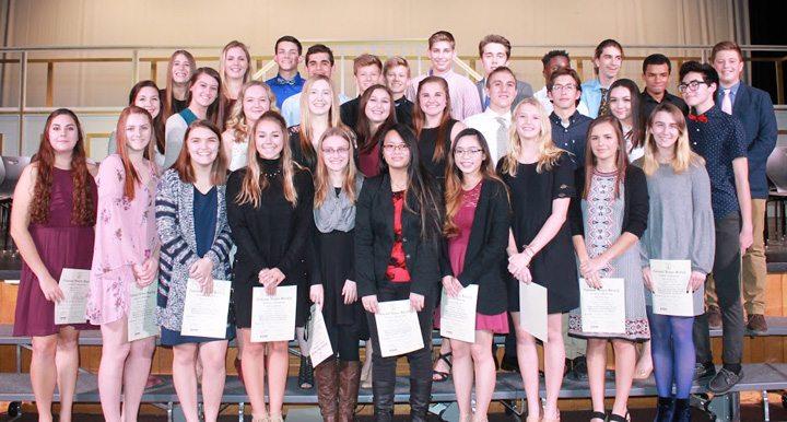 FHS honors