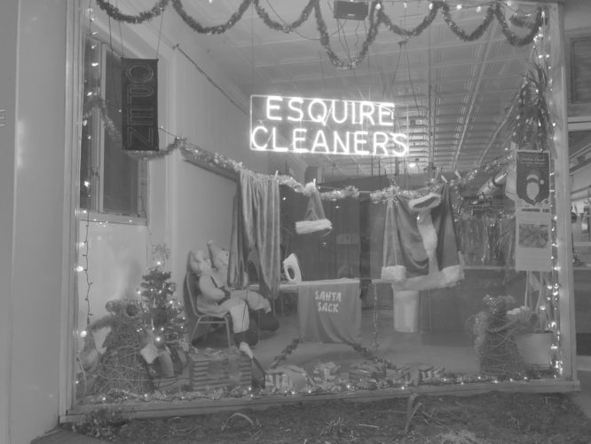 Esquire Cleaners, 1st Place Winner