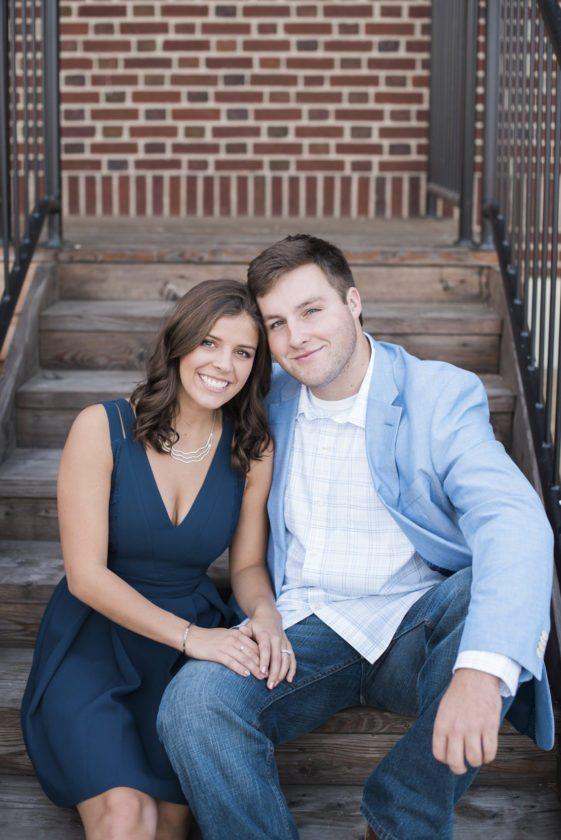 Shawna Raymond and Austin Alonge