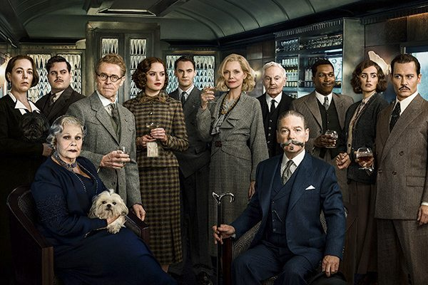 "Submitted Photo ""Murder on the Orient Express."" It will be screened on Saturday, Jan. 13, and Tuesday, Jan. 16, at 7:30 p.m. as part of the Opera House Cinema Series"