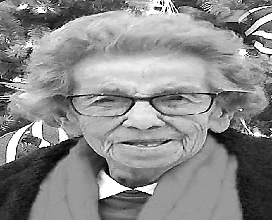 Betty Jean  Kenjockety Tallchief