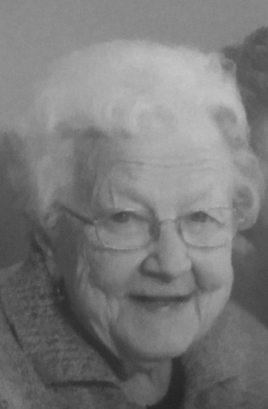 Agnes Zynda 1922 – 2018