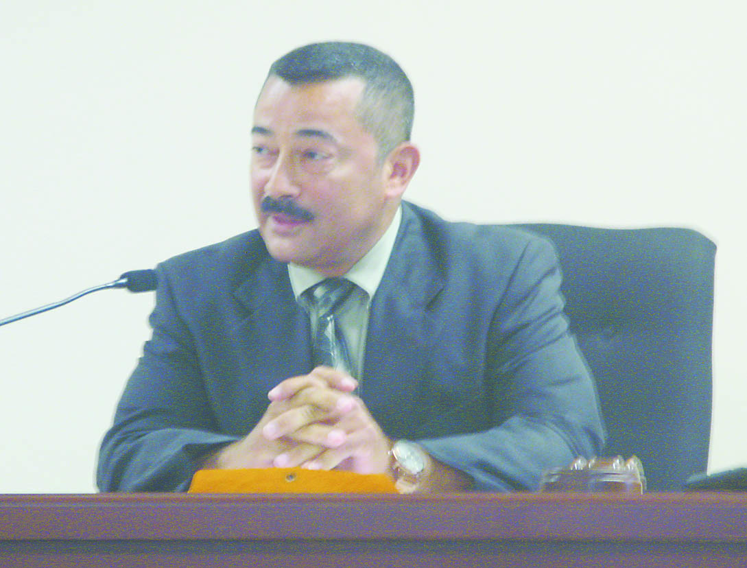 OBSERVER File Photo Dunkirk Mayor Willie Rosas will deliver his State of the City address Friday morning.