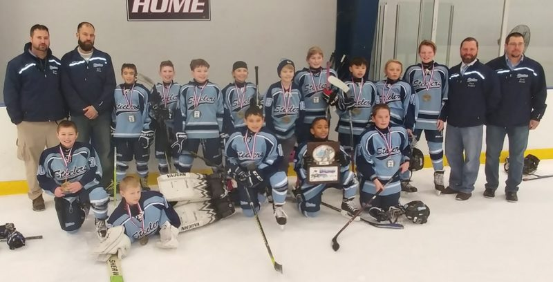 squirts win tourney